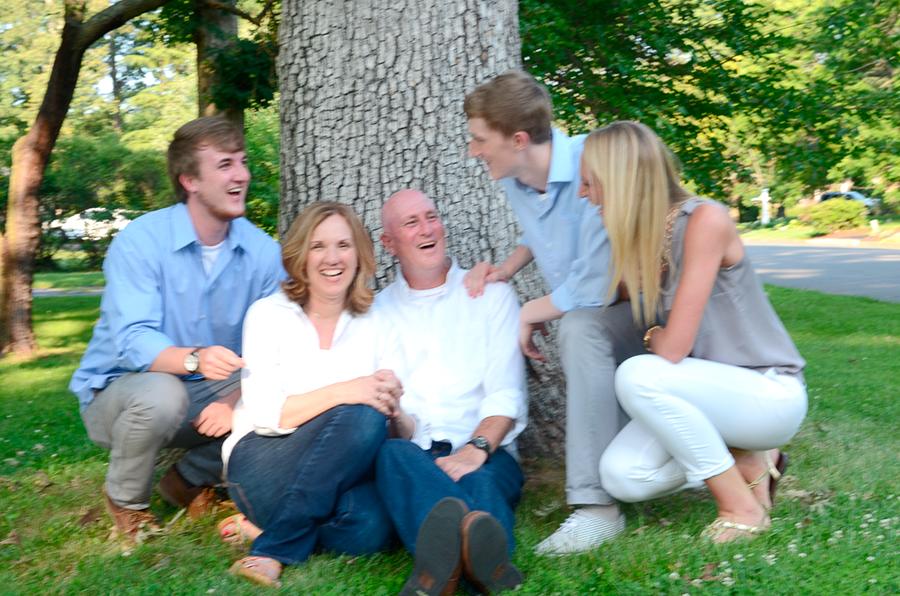 The Whitaker Family photo